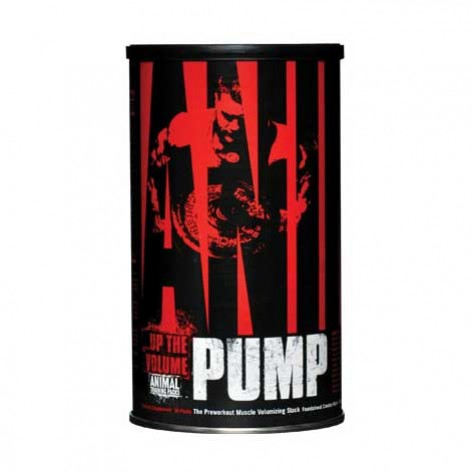 Universal Nutrition Animal Pump (30 Servings)
