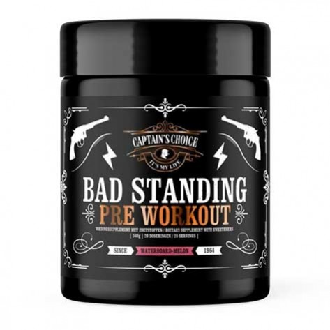 Captain`s Choice Bad Standing (20 Servings)