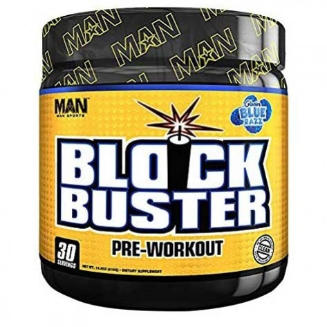 MAN Sports Blockbuster (30 Servings)