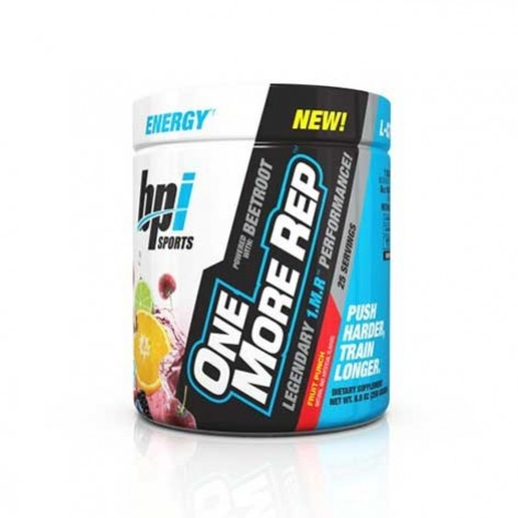 BPI Sports One More Rep (25 Servings)