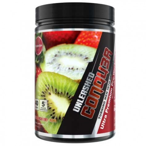 CONQU3R UNLEASHED (40 Servings)