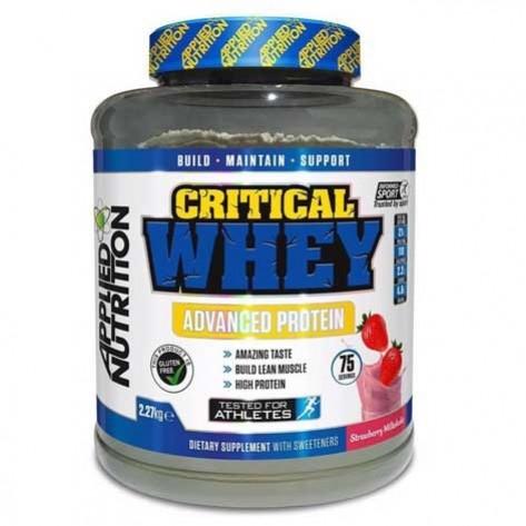Critical Whey (2,27kg)