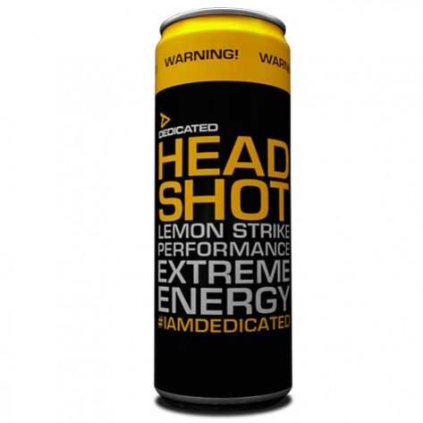 Dedicated Headshot (12 Servings)