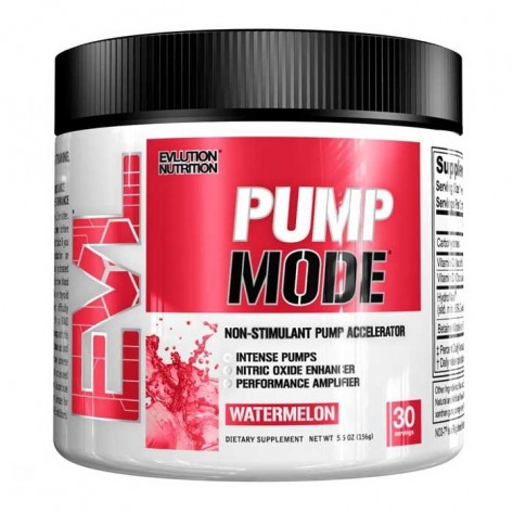 EVL Pump Mode Preworkout (30 Servings)