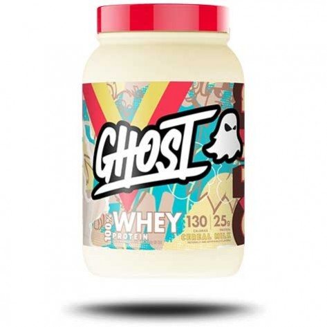 Ghost Whey Protein (924g)