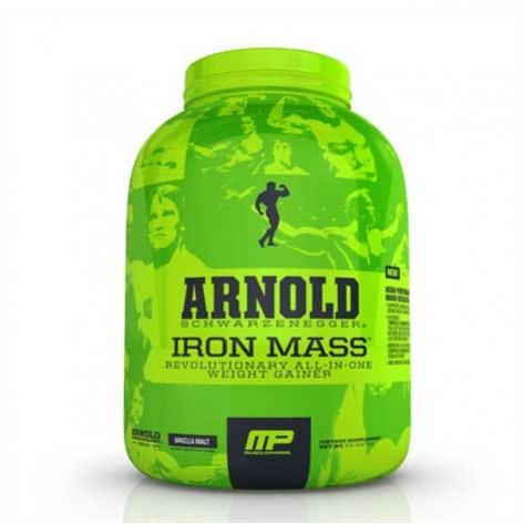 Arnold Series Iron Mass (2,3kg)