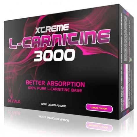 L- Carnitin 3000 (20 Shots)