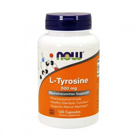 Food Now L-Tyrosine (120 Caps)