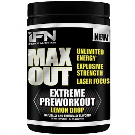 iForce Nutrition-MAX-OUT-Can