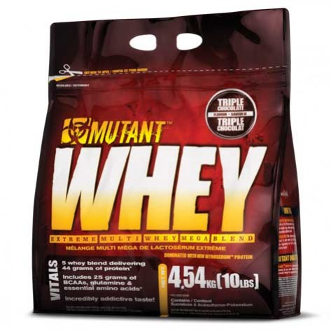 MUTANT Whey (4,5kg)
