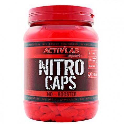 ACTIVLAB  NitroCaps(15 Servings)