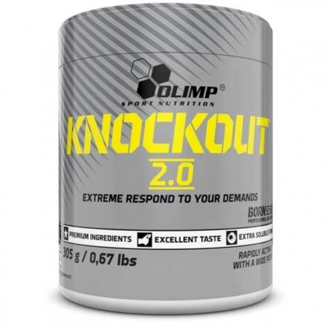 Olimp KNOCKOUT 2.0  (50 Servings)