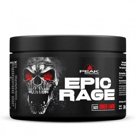 Peak Epic Rage  (20 Servings)