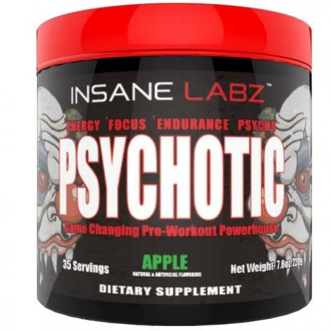 Insane Labz Psychotic EU (35 Servings)