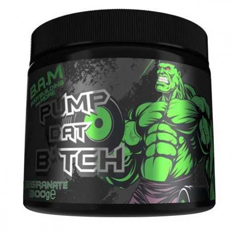 B.A.M. Pump that Bi*** (60 Scoops)