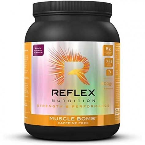 Reflex Muscle Bomb koffein frei (600g)