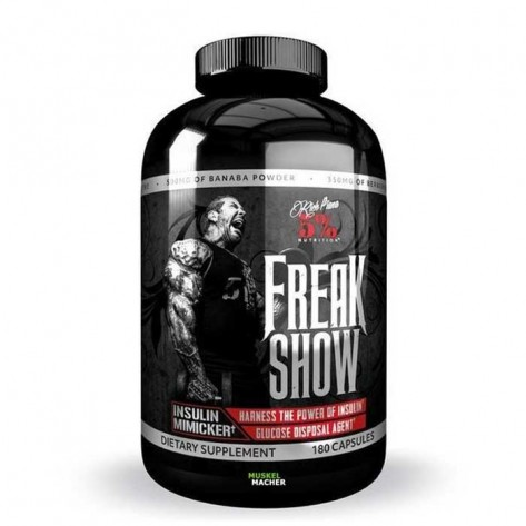 Rich Piana 5% Nutrition Freak Show (180 Caps)