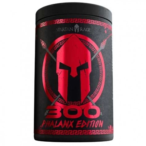 Spartan Rage 300 Phalanx Edition (26 Servings)