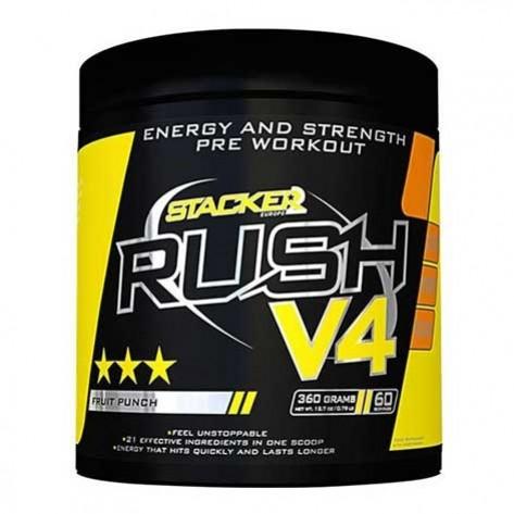 Stacker Rush V4 (30 Servings)