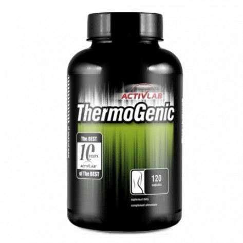 ACTIVLAB Thermogenic (120 caps)