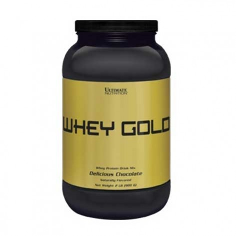 Whey Gold - Ultimate Nutrition (900g)