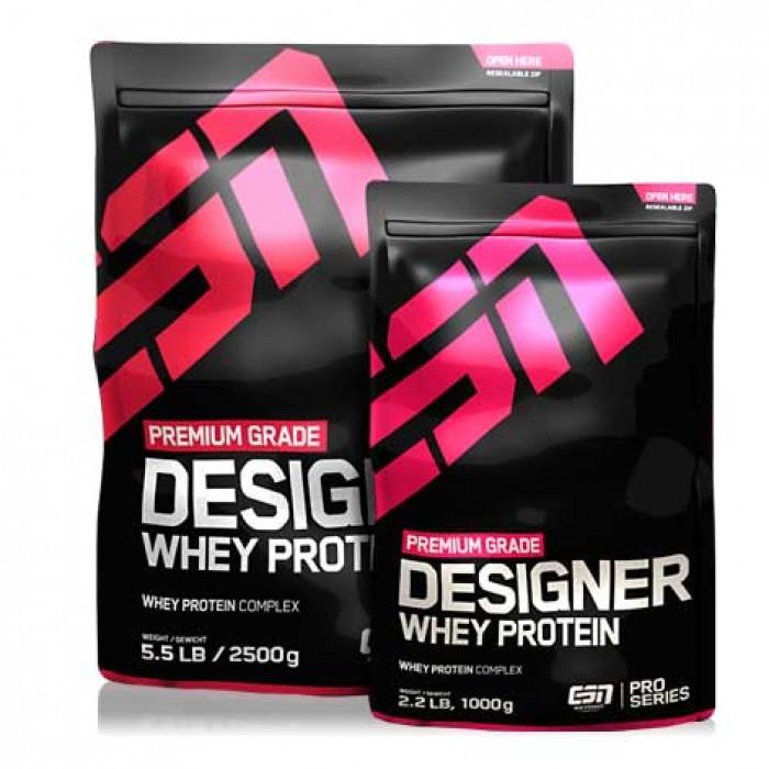 esn designer whey protein 2 5kg booster24. Black Bedroom Furniture Sets. Home Design Ideas