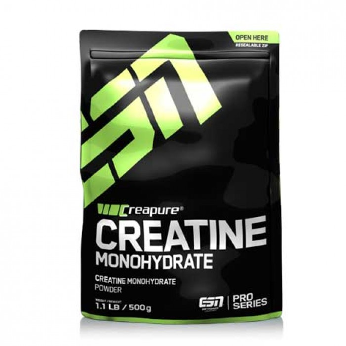 esn creapure creatine monohydrate 500g booster24. Black Bedroom Furniture Sets. Home Design Ideas