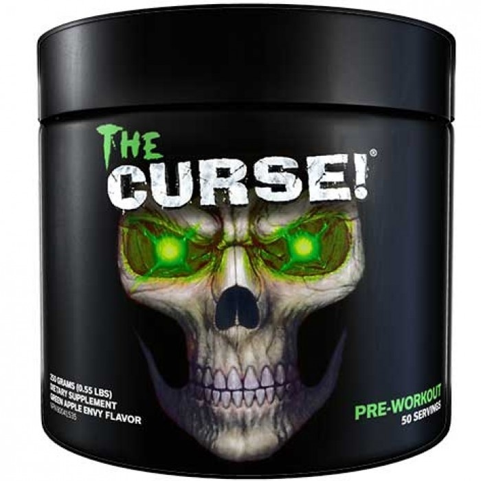 the curse pre workout 50 servings booster24. Black Bedroom Furniture Sets. Home Design Ideas