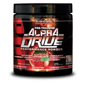 NutraClipse Alpha Drive (30 Servings)