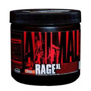Universal Nutrition Animal Rage XL (50 Servings)