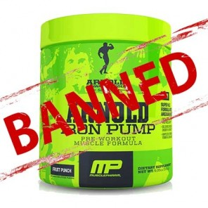 Musclepharm Arnold Iron Pump (30 Servings)