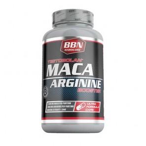 BBN Hardcore Testobolan Maca (100 Caps)