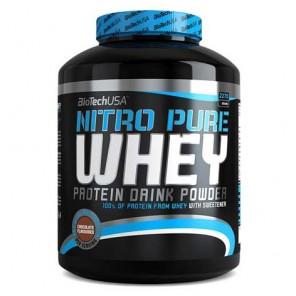 BioTec Nitro Pure Whey (2200g)