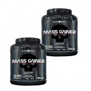 Black Scull Mass Gainer 6 kg