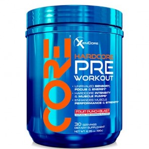 Xenadrine Core Pre-Workout (30 Servings)