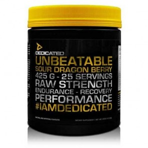 Dedicated Unbeatable (25 Servings)