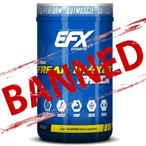 EFX Freak Maker Shock (30 Servings)