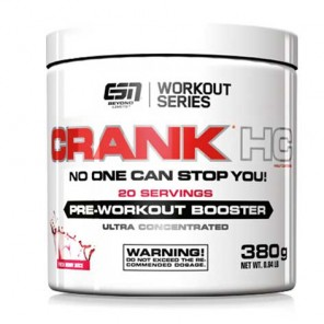 ESN Crank HC (20 Servings)