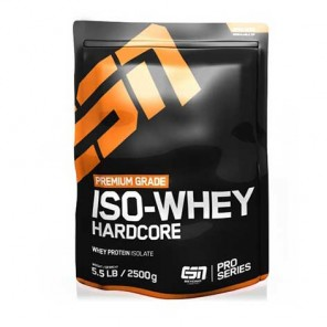 ESN ISO Whey Hardcore Big Pack (2,5kg)