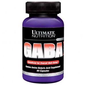 Ultimate Nutrition GABA (90 Caps)