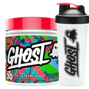 Ghost Legend + Ghost Shaker  (30 Servings)