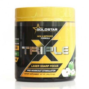 Goldstar Tripple X (50 Servings)