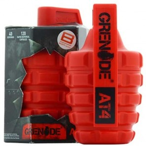 Grenade AT 4 Testosterone Booster  (40 Servings)