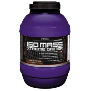 Ultimate Nutrition Iso Mass Xtreme Gainer (4,6kg)