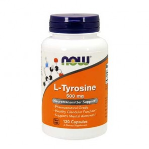 Food Now L-Tyrosine (120 Caps)