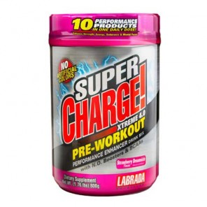 Labrada Super Charge-X (50 Servings)