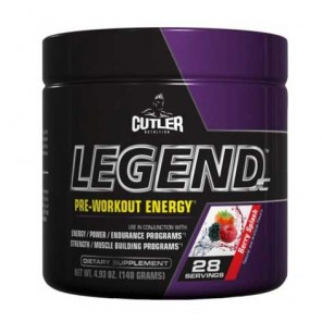 Cutler Nutrition Legend (28 Servings)