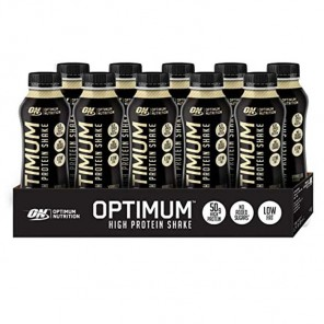 Optimum Nutrition Protein Shake 10 x 330 ml