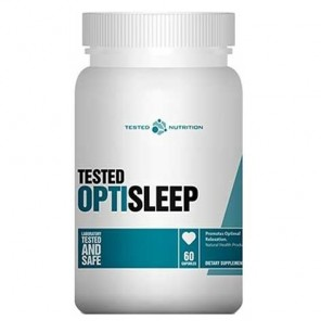 Tested Nutrition Opti - Sleep (60 Caps)