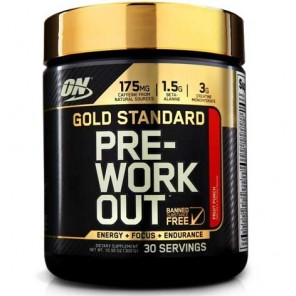 ON Gold Standard PRE-WORKOUT  (30 Servings)